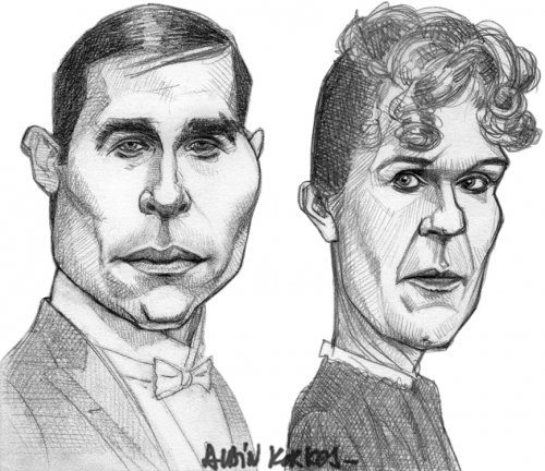 Downton Abbey, Thomas Barrow,O'Brien